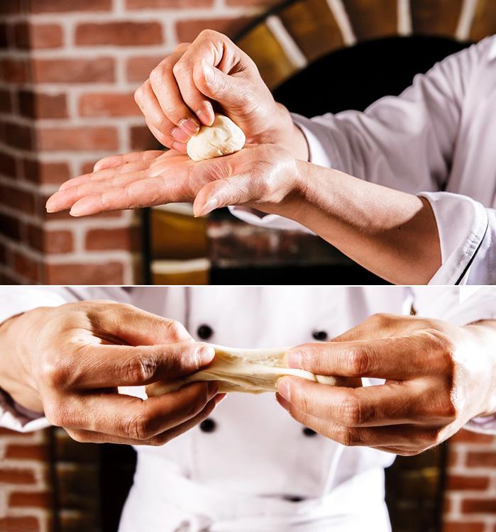 제빵 체험 사진